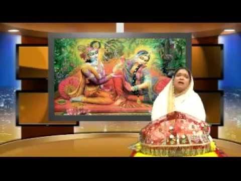 Chahat Mein हमने श्याम की || Latest Krishan Bhajan || Sadhvi Purnima Ji #Saawariya