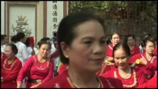 Múa Tiến về Hà Nội CLB dưỡng sinh tt Chờ - Bắc Ninh biểu diễn (2016)_