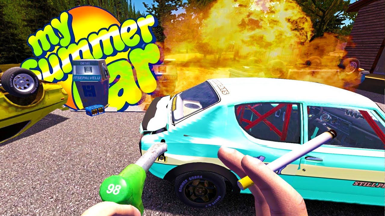 Get Gas In My Summer Car