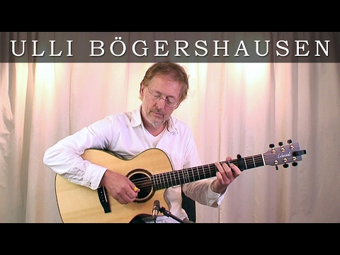 Ulli Boegershausen - Make You Feel My Love (by Bob Dylan)