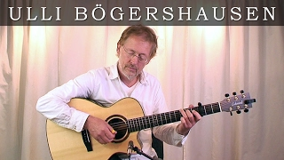 Ulli Boegershausen Make You Feel My Love (Bob Dylan cover)
