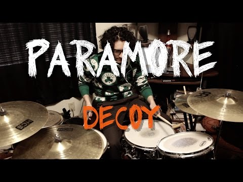Decoy Paramore  Drum