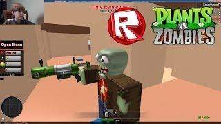 ROBLOX Piante vs zombi campi di battaglia