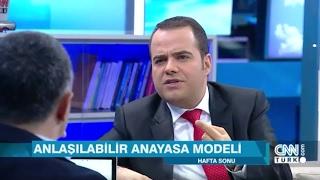 Prof. Dr. Özgür Demirtaş Evrensel Olmayan, Milli Olamaz-CNN Türk