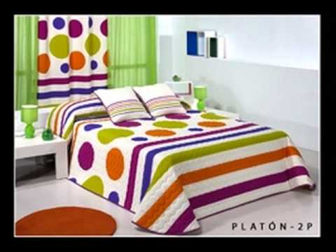 Cortinas y Colchas Sanperotex YouTube