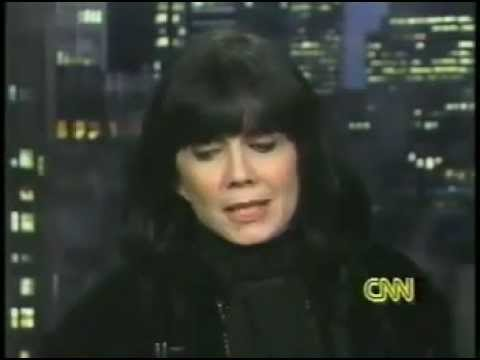 Anne Rice & Larry King Interview Part 1