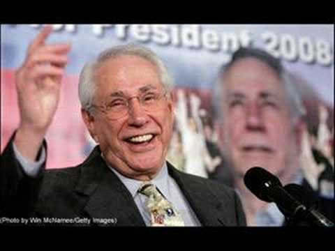 Mike Gravel Educates A Jingoist