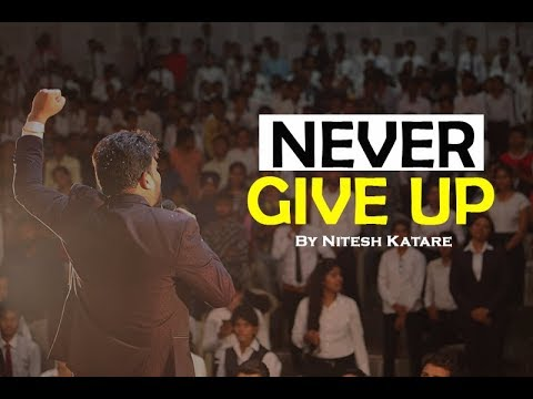 Kalpana Saroj | NEVER GIVE UP – Motivational Video By Nitesh Katare