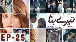 Tere Bina - Episode 25 | Har Pal Geo