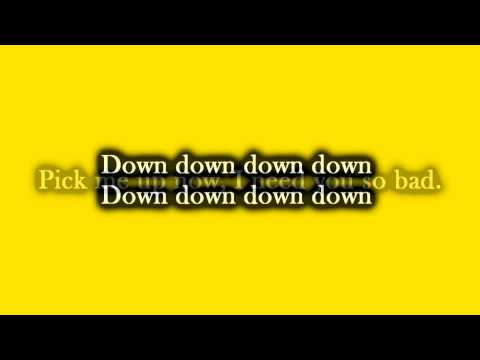 blink-182 - Down (KARAOKE)