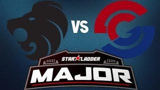 North vs Syman (Train) Highlights - StarLadder Berlin Major