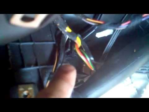 BMW X5 Instructions on how to replace the FSU (Final Stage Unit ...