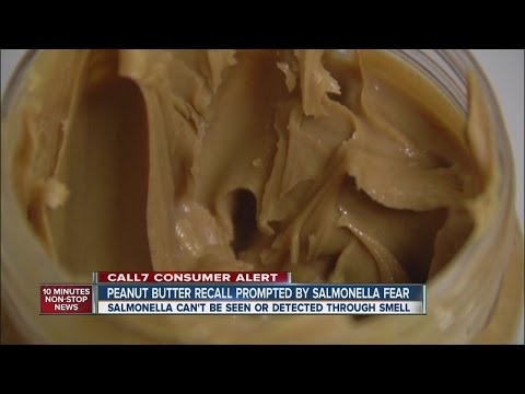 Expert: Take peanut butter recall seriously