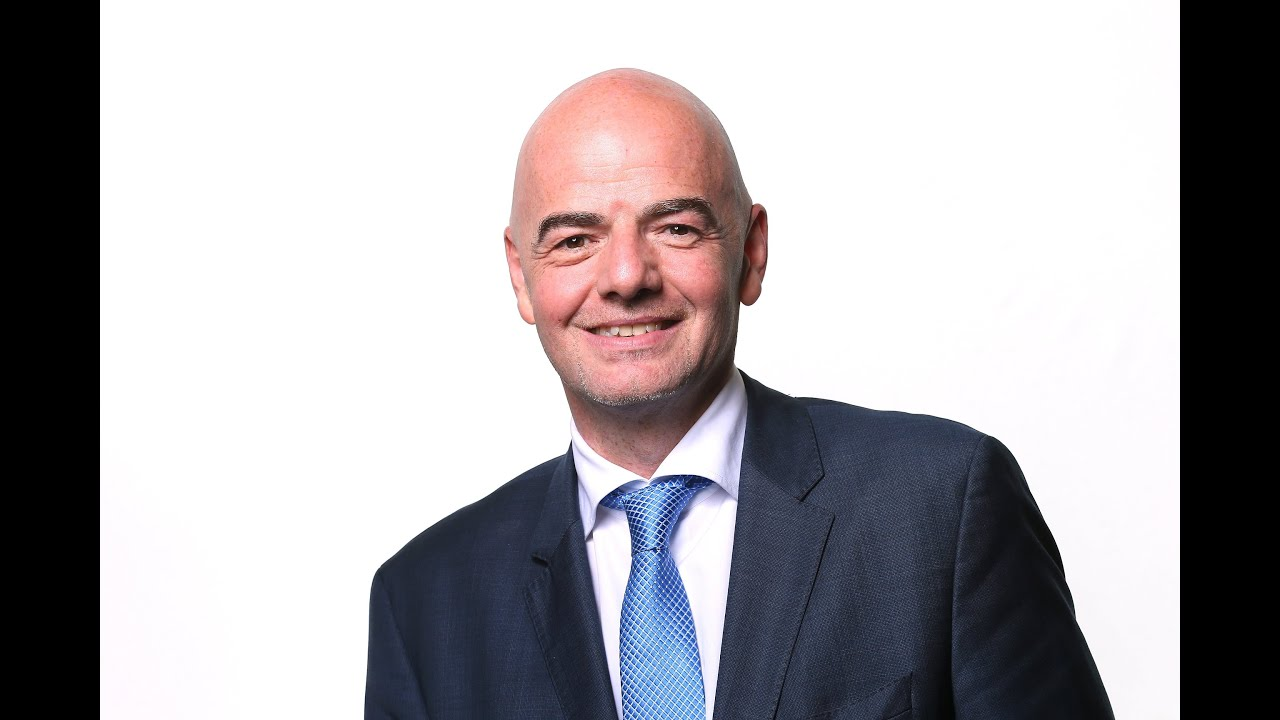 Interview With Fifa President Gianni Infantino