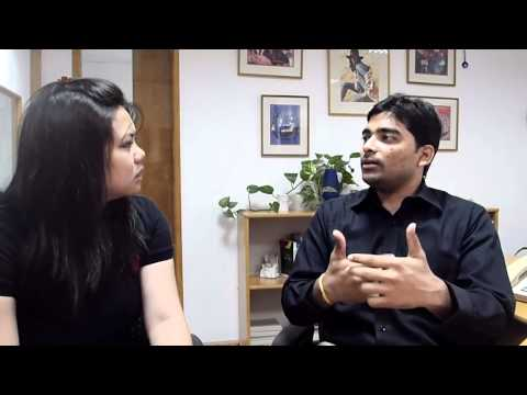 Triburg Logistics - Interview with Sales Executive Harish