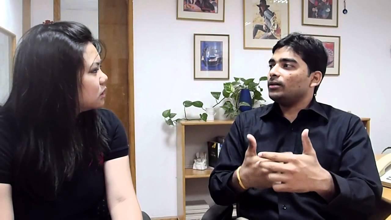 triburg logistics interview s executive harish