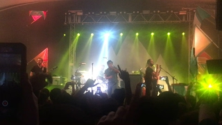 Young The Giant HOTS Tour Live in ATX at Stubb's 2017