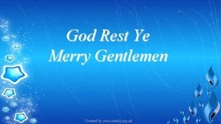 Gambar cover GOD REST YE MERRY GENTLEMEN Lyrics