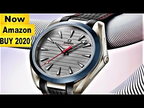 Top 8 Best Omega Watches For Men To Buy 2020|Omega Watches 2020!