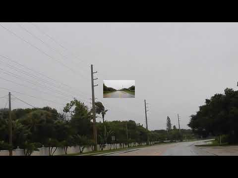Hurricane Irma 11 30 AM Sunday 9 10 17 Vero Beach Florida