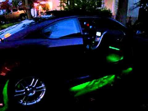 2005 Scion Tc 7 Color Led Under Dash Glow