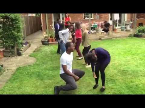 Zimbabwe Wedding Steps Practice 2016 Youtube
