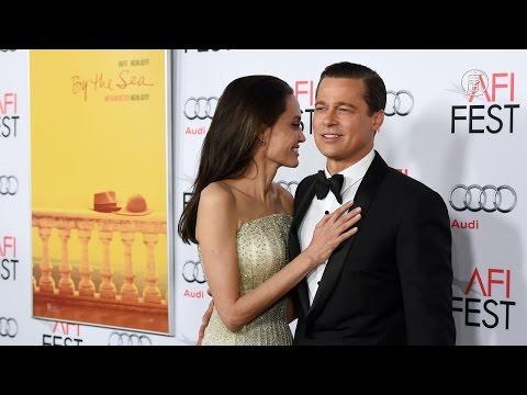 Анджелина Джоли и Брэд Питт представили совместный фильм (новости)