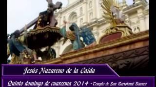 4 QUINTO DOMINGO DE CUARESMA 2014