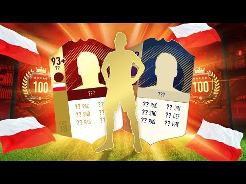 Paczka z 44 IF + IKONĄ za TOP 100! CO ZA TRAF 90+! PIĘKNA HISTORIA! | FIFA 18