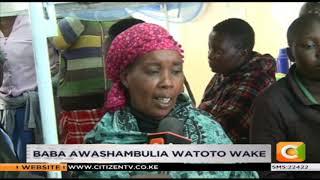 Baba avamia familia yake na kuwajeruhi kufuatia mzozo wa nyumbani Kericho