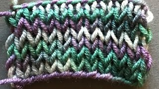 Double Stockinette