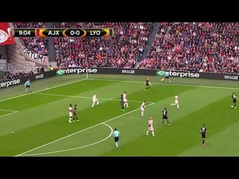 Ajax Amsterdam / Lyon : [ 4 ▪ 1 ] Europa League : Tout les buts