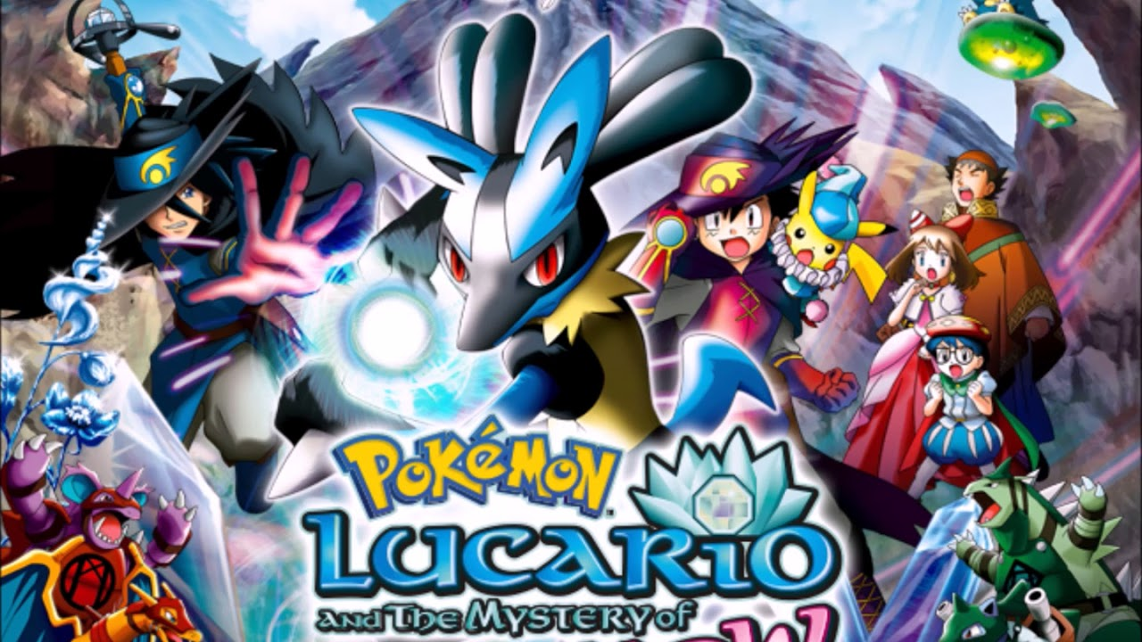 Pokemon Lucario And The Mystery Of Mew Unbeatable Full Song Youtube
