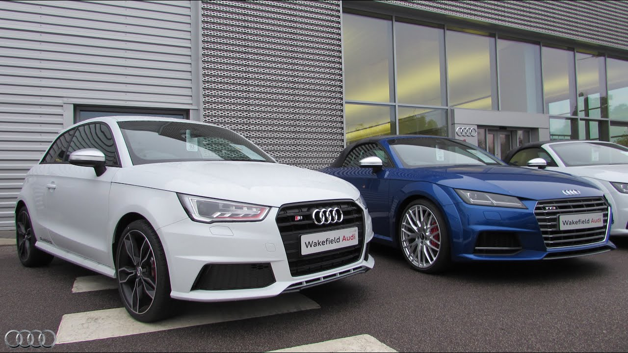 Wakefield Audi - Best of the Rest!   wakefield audi used cars