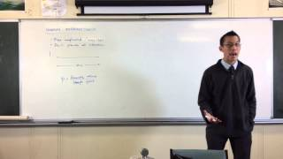Problem Solving with Probability & Shapes (Example 1: The Interval)
