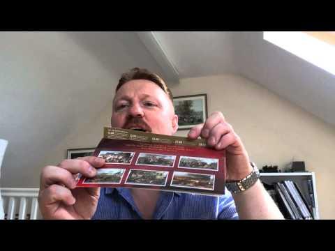 Weekly Wargames Waffle Ep4 : Waterloo Stamps