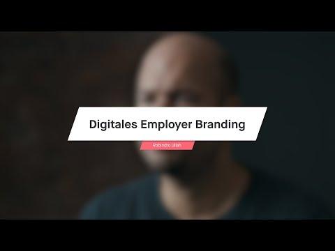Employer Branding mit Robindro Ullah - Herausgeber von HR Tomorrow from YouTube · Duration:  2 minutes 25 seconds