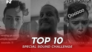 TOP 10 #SpecialSoundChallenge | @BBXINT Instagram