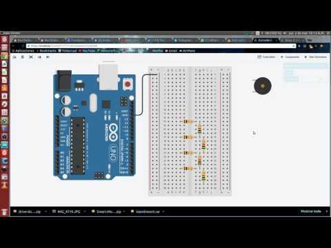 Synth Arduino (R2R Ladder)