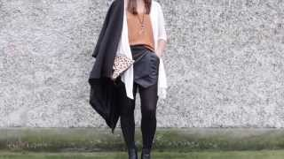 Street Style Feature with the Irish Independent