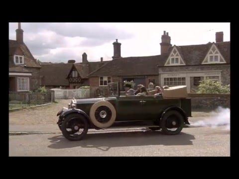 Candleshoe (1977) - Train Chase