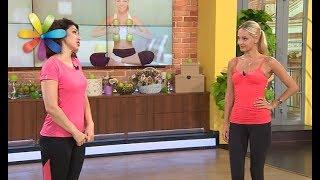 Комплекс Упражнений от Ксении Кузьменко Все | как похудеть после родов видео упражнения