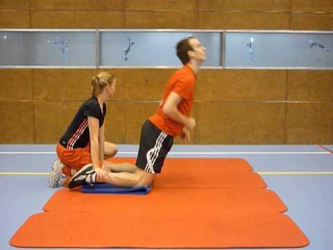 Nordic Hamstring Exercise - YouTube