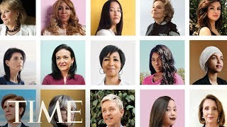 Women Who Are Changing The World: Hillary Clinton, Selena Gomez, Serena Williams & More | TIME