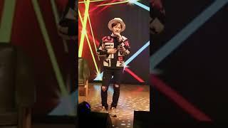 2018년 1월 19일 앤디 밤앤 팬미팅 - 러브송