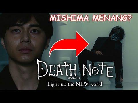 Penjelasan Ending Death Note: Light Up The New World! Ada Apa Dengan Ryuzaki?