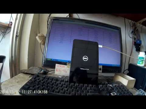How to Hard Reset a Dell Venue 8 Pro