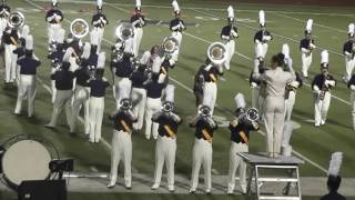una band spain park h s band contest exhibition september 24 2016