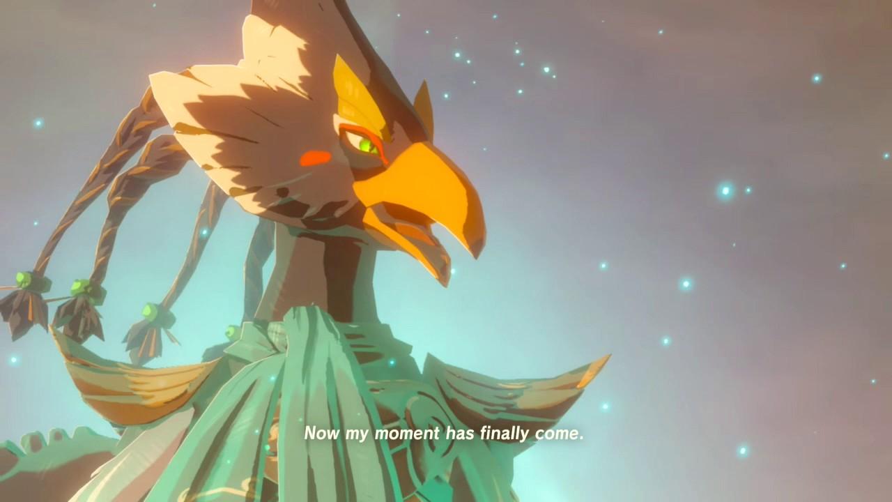 Calamity Ganon And Secret Ending The Legend Of Zelda Breath Of The Wild