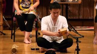 《閒雲野鶴》2014/09/16台灣竹樂團 Taiwan Bamboo Orchestra